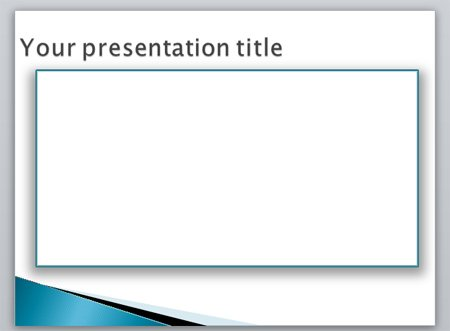 powerpoint border templates .