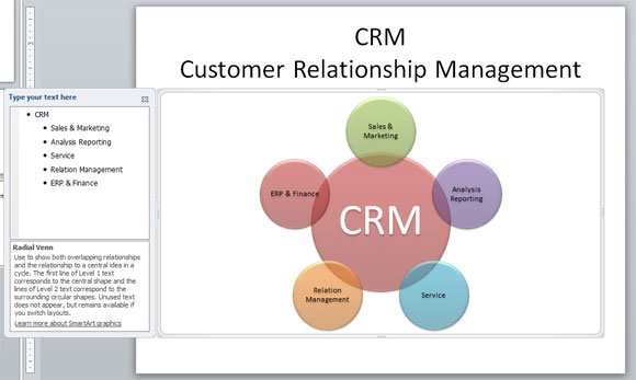 CRM Information, Tracking and Analytics