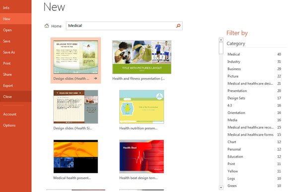 how to create a powerpoint template 2013 - new templates in microsoft powerpoint 2013 office 15