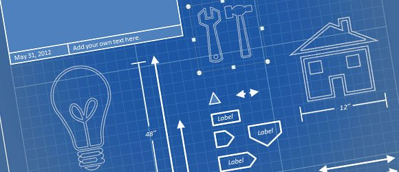 Blueprint Templates for Microsoft PowerPoint Presentations ...