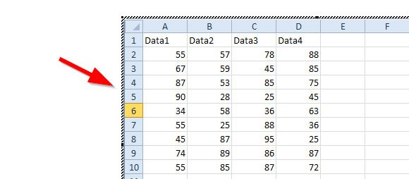 how to add standard deviation bars in excel 2010
