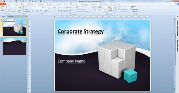 Download Free Animated Powerpoint Templates With Instructions From