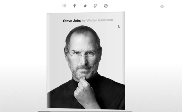 steve jobs powerpoint template - make online flip books with html5 powerpoint