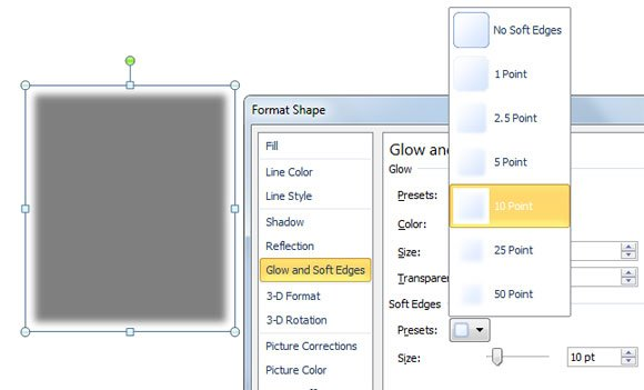 powerpoint how to make picture appear on click