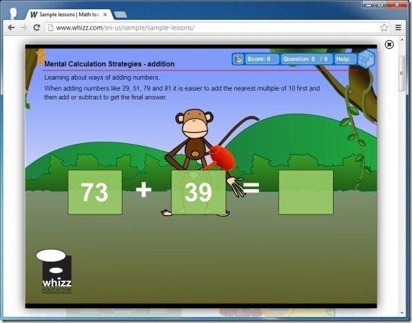 free whizz wordz game