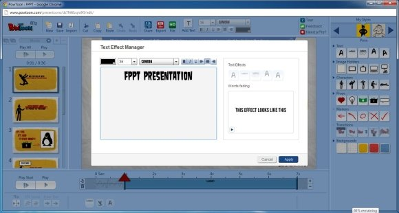 presentation sharing websites