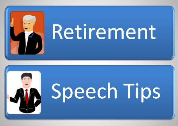 Retirement Speech Tips Humorous Retirement Speeches