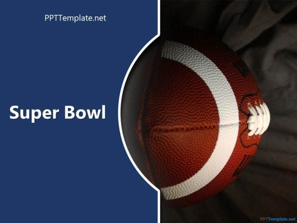 Free PowerPoint Templates for Super Bowl Presentations | PowerPoint ...
