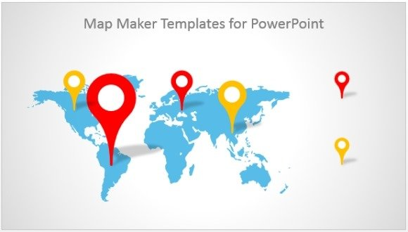 best map maker templates for powerpoint powerpoint