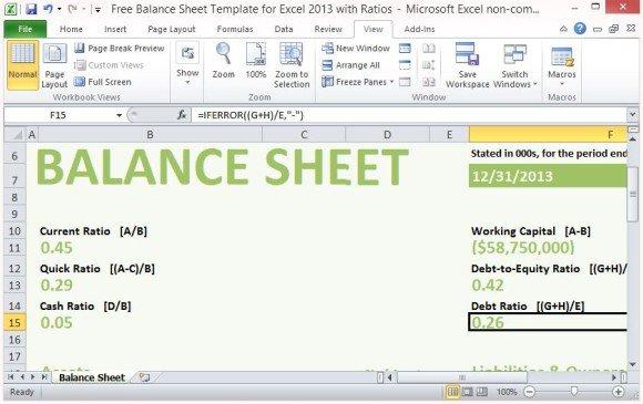 supplies inventory sheet