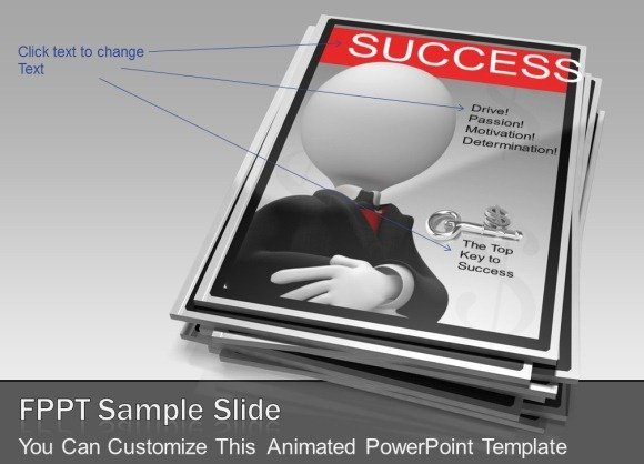 Custom Magazine Toolkit For PowerPoint